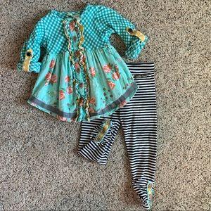 Matilda Jane Matching Sets - Matilda Jane girls long sleeve 2 piece